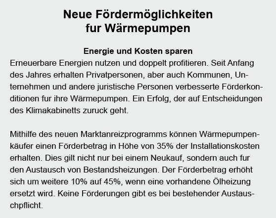 Umweltschutz aus 71277 Rutesheim