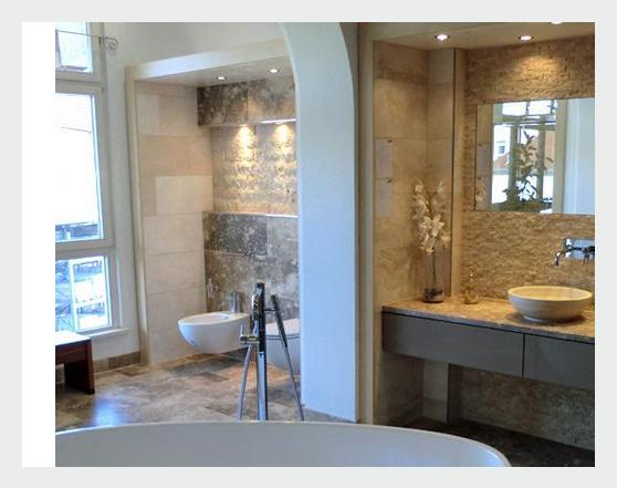 badezimmer in  Empfingen - Horb (Neckar), Dommelsberg oder Wiesenstetten